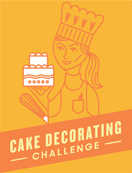 cake decorating challenge show graphic