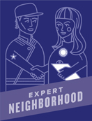 expert neighborhood show graphic