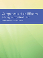 Components of an Effective Allergen Control Plan