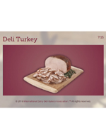 Deli Turkey