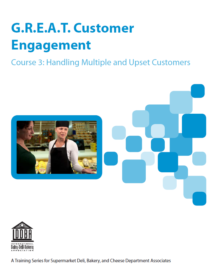 Course 3: Handling Multiple and Upset Customers