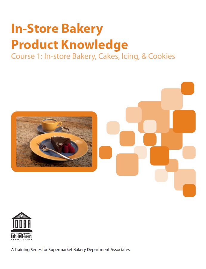 In-store Bakery Product Knowledge: Course 1