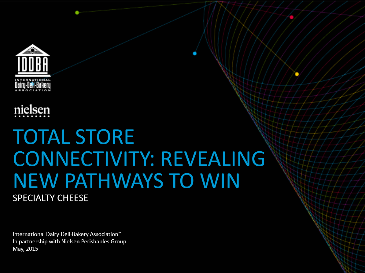 Total Store Connectivity – Revealing New Pathways to Win with Specialty Cheese Sales