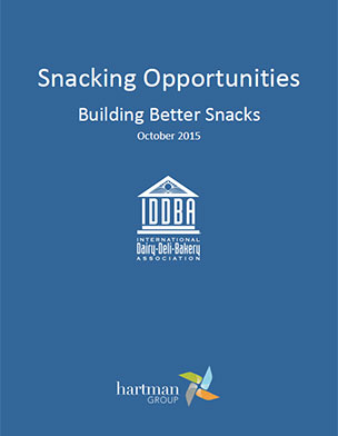 Snacking Opportunities Building Better Snacks