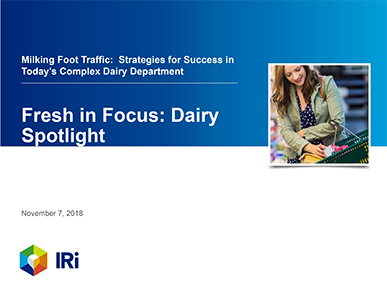 dairy trends milking foot traffic