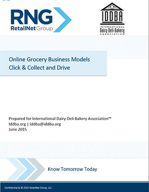 Online Grocery Business Models