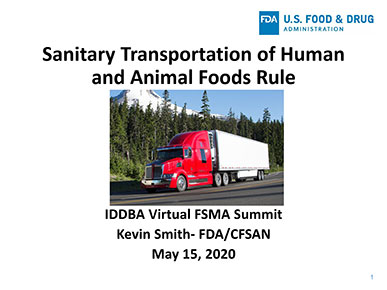 Food Safety Modernization Act Summit Track 2