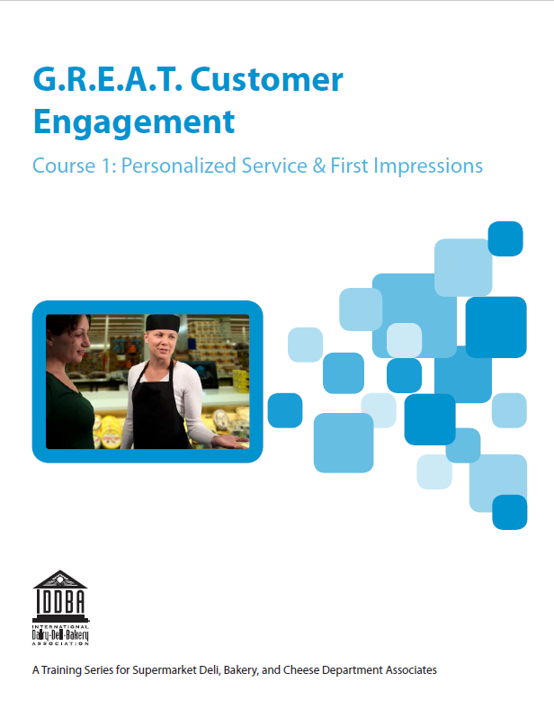 G.R.E.A.T. Customer Engagement: Course 1