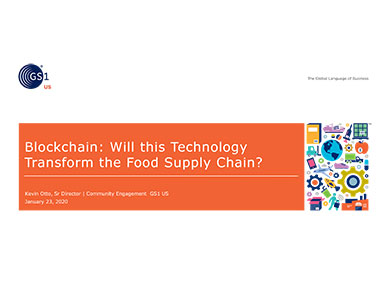 Blockchain: Will this Technology Transform the Food Supply Chain?
