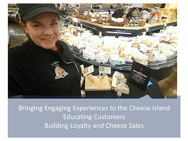 Bringing Engaging Experiences to the Cheese Island