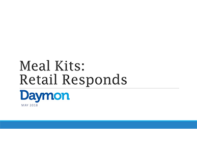 Daymon Meal Kits Retail Responds