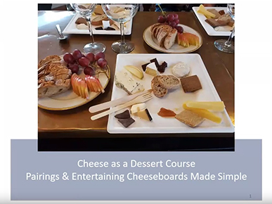 Cheese as a Dessert Course: Pairings & Entertaining Cheeseboards Made Simple