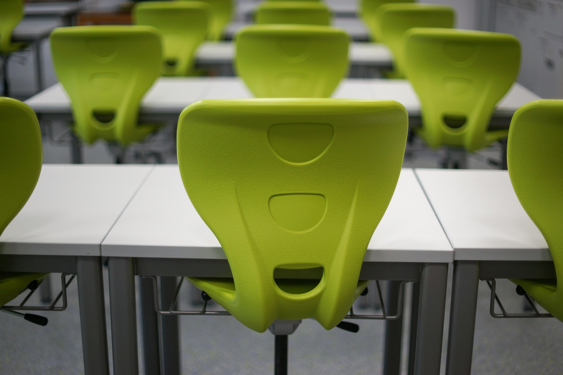 training classroom chairs